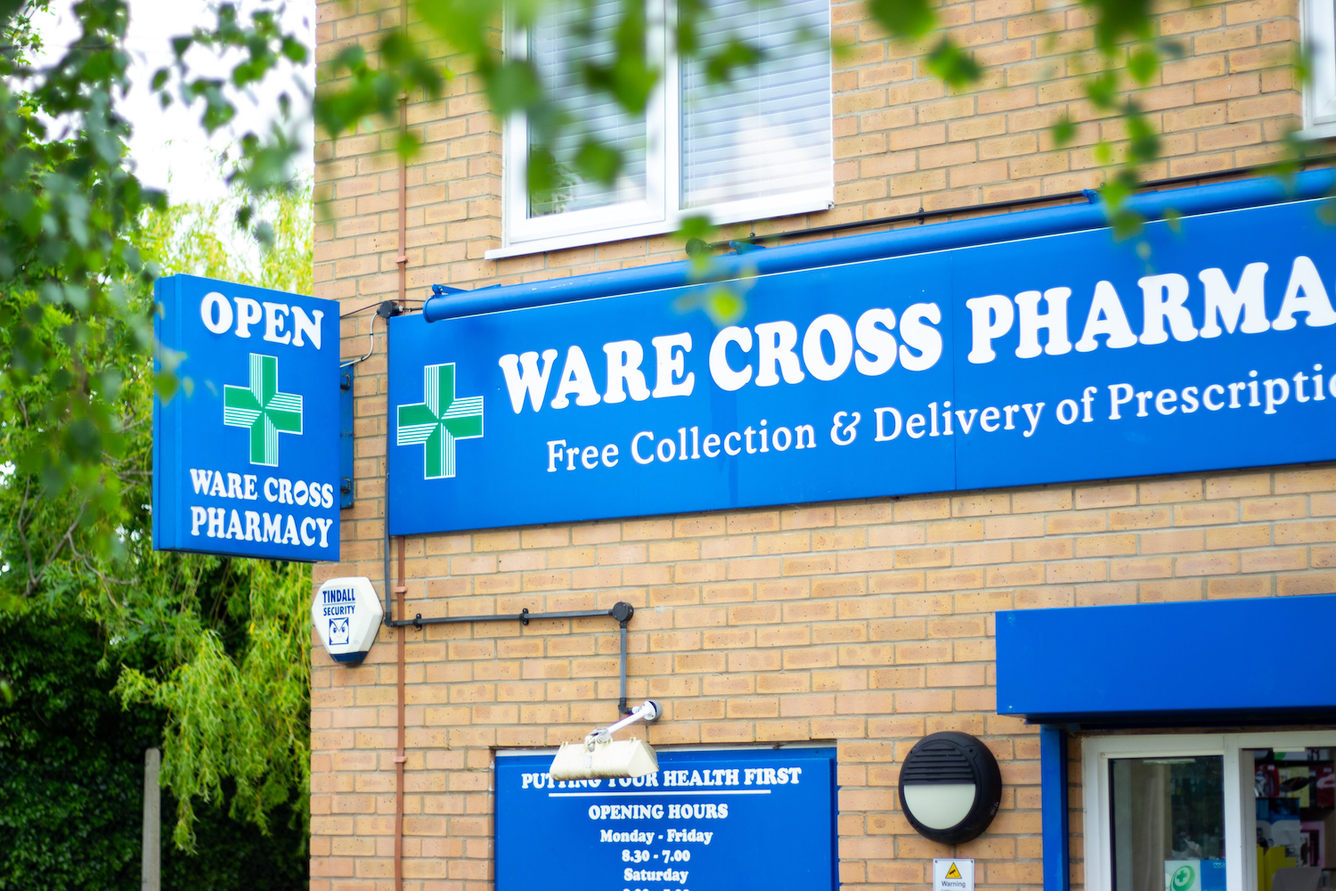 ware cross pharmacy